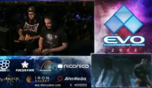 [Ep#48] EVO 2013 - PR Balrog vs Godspeed - Top 8 Injustice
