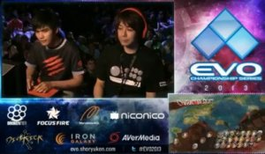 [Ep#71] EVO 2013 - Xian vs Sakonoko - Top 8 Super Street Fighter IV