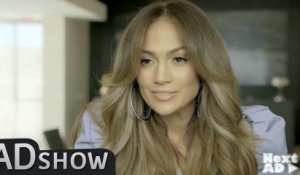 Jennifer Lopez incognito at work / Kohl's commercial