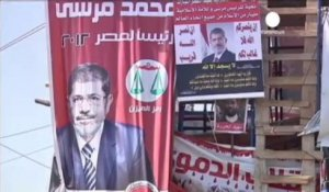 Egypte: la détention de Mohammed Morsi prolongée de...