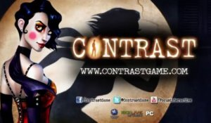 Contrast (PS4) - Trailer GamesCom 2013