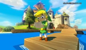 The Legend of Zelda: The Wind Waker HD - Gameplay Wii U