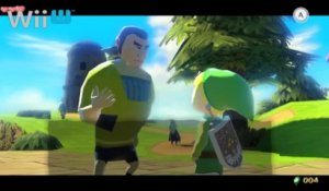 The Legend of Zelda : The Wind Waker HD - Trailer 07 - GC vs Wii U