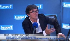 L'interview d'Europe Nuit : Valérie Fourneyron