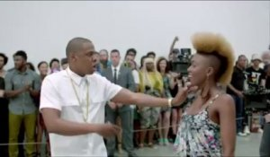 "Jay-Z chante ""Picasso Baby"""