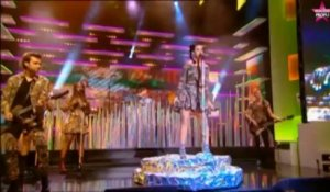 Katy Perry : la tigresse au grand journal