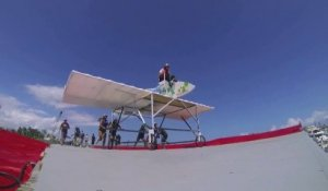 Flying Machine - wins and fails - 2013