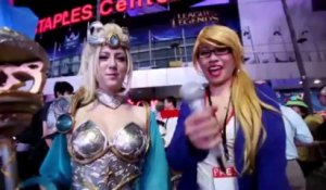 Cosplays Finale S3WC - League of Legends