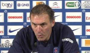 Laurent Blanc distribue les bons points