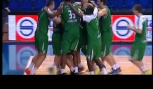 Basket : l'incroyable buzzer beater de Jakov Vladovic !