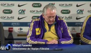 Barrages Mondial-2014: l'Ukraine en position de force