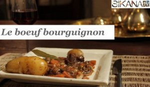 Le Boeuf Bourguignon - Beef Bourguignon - Simple & Excellent - HD