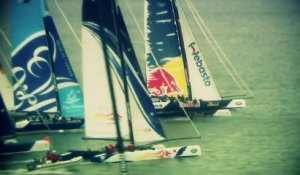 Extreme Sailing - World Series - Brazil - 2013