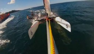 Sirena 20 Years Video Contest - Sailing Spitfire BZH North