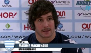 RugbyTV - Avant Racing-Montpellier - Top14 2014