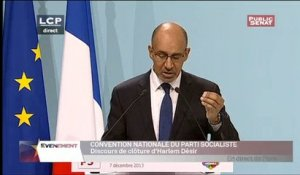 Évènements : Convention nationale du Parti socialiste