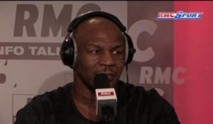 EXCLU RMC SPORT / Mike Tyson dans le Moscato Show - 12/10