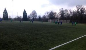 MATCH U15 PSV LAXOU EN COUPE