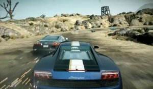 Need for Speed : The Run - Demo Trailer