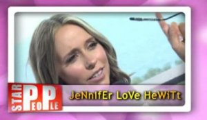 Jennifer Love Hewitt maman !