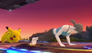 Super Smash Bros. - Super Smash Bros : Wii Fit Trailer