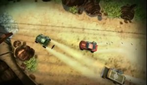 Death Rally - Trailer d'annonce