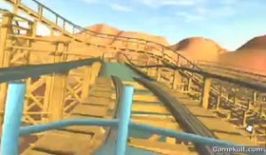 RollerCoaster Tycoon 3 - Grand 8