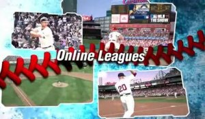 MLB 11: The Show - Features Trailer