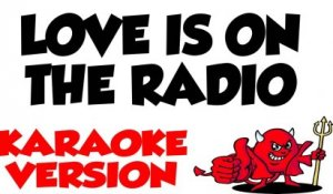 Devil Karaoke - Love Is On The Radio - McFly (Karaoke Version And Lyrics)