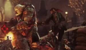 Gears of War : Judgment - Trailer E3 2012