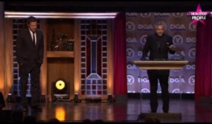 Alfonso Cuaron et Gravity  : grands gagnants des Directors Guild Awards