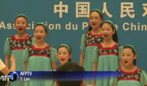 50e anniversaire France-Chine