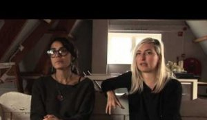 Warpaint interview - Emily and Jenny (part 2)