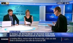 "Culture Geek: Le ""Dualo"", un instrument de musique made in France - 11/03"