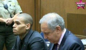 Chris Brown arrêté et conduit en prison !
