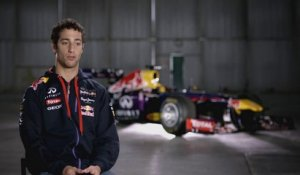 Formule 1 Red Bull contre Avion de chasse Air Force!
