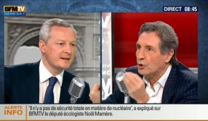 Bourdin Direct: Bruno Le Maire - 18/03