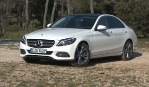 Essai Mercedes Classe C 220 BlueTEC 170 ch Fascination 2014