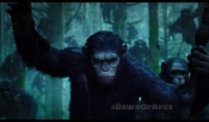 Dawn of the Planet of the Apes - Spot TV #1 [VO|HD1080p]