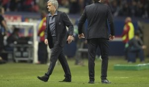 Le grand fair-play de José Mourinho sur le but de Javier Pastore