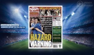 Chelsea : Hazard victime du fair-play financier ?