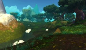 WoD - Nagrand version alpha