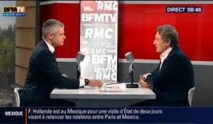 Bourdin Direct: Laurent Wauquiez - 10/04
