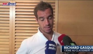 "Tennis / Roland Garros / Gasquet : ""Faire le maximum"" 30/05"