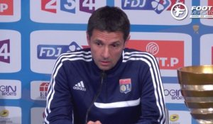 CDL : Garde assume le rôle d'outsider