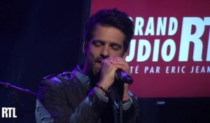 Corson - Raise me up en live dans le Grand Studio RTL