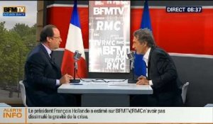 Bourdin Direct: François Hollande - 06/05