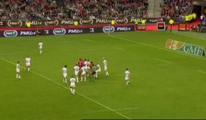 Le drop de Jonny Wilkinson RC Toulon