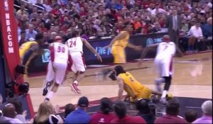 Martell Webster  Alley-Oop Dunk