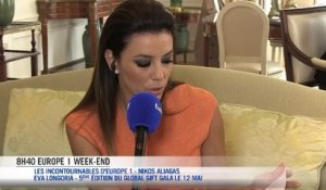 "Eva Longoria solidaire de ""Bring Back Our Girls"""